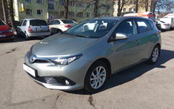 Toyota Auris 16 ATM