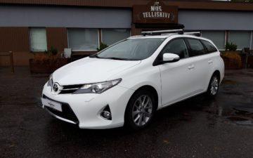 Toyota Auris TS MAN