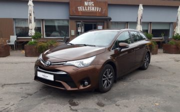 Toyota Avensis TS ATM