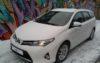 Toyota Auris (universaal) Valge