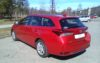 Toyota Auris (universaal) Punane