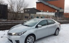 Toyota Corolla MAN