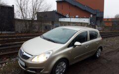 Opel Corsa ATM (2) 5-DR