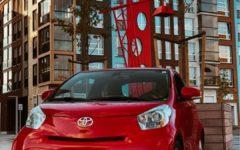 Toyota IQ (ATM) 1