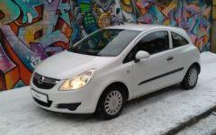 Opel Corsa (2009) 3-UST