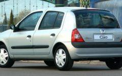 Renault Clio (2006) 5-UST