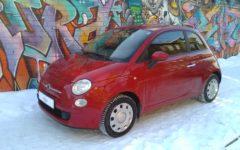 Fiat 500 (2009) 3-UST
