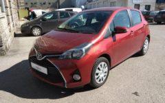 Toyota Yaris MAN