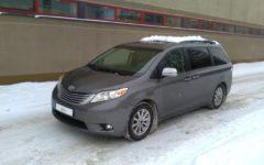 Toyota Sienna (7-KOHTA)